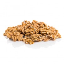 Nueces Peladas California 90% mitades 500g