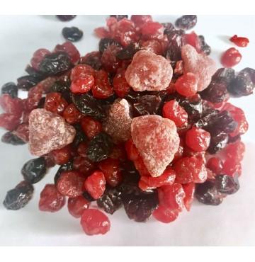 Frutos Rojos del Bosque deshidratados 200g