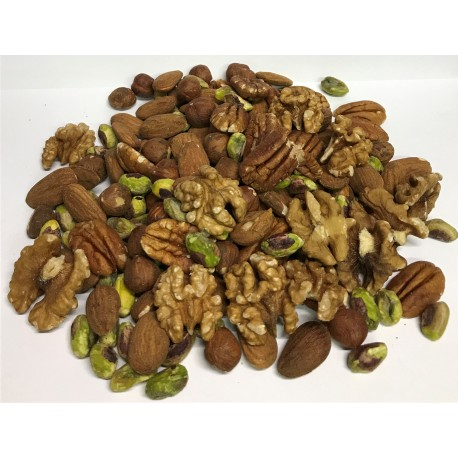 Natural Nuts Raw 250g Mix frutos secos crudos