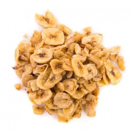 Banana Chips 250 gramos