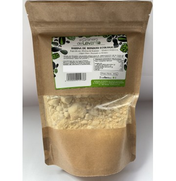 Harina de Boniato Ecológico 300 g
