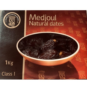 Dátil Medjoul Medium 1Kg
