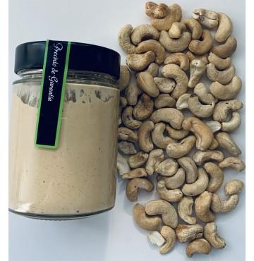 Crema de Anacardo Tostado 100% Natural. 300 g