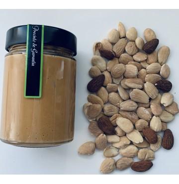 Crema de Almendra Tostada 100% Natural, 300g