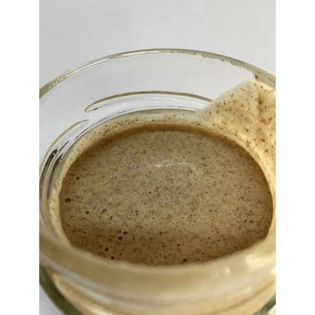 Crema de avellana y chocolate blanco 300g