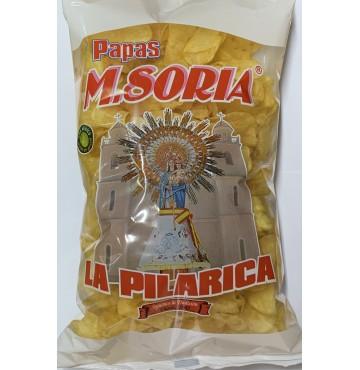 Patatas Fritas Artesanas 420g (Pack de 2 bolsas)