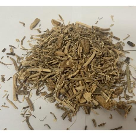 Ruscus/ Xilbarda raiz, bandeja 100 g