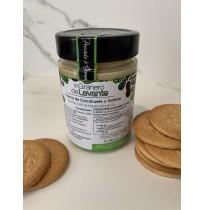 Crema de cacahuete y galleta, 300 g