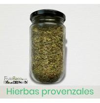 """Hierbas provenzales, 65 g en bote de cristal """"envasado al vacío"""""""