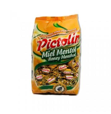 Pictolin Miel Mentol, bolsa 120 g