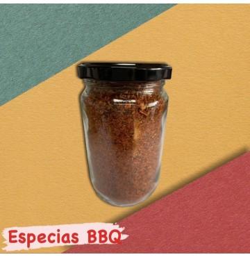Especias para Barbacoa (BBQ) 200g