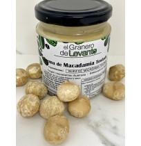 Crema de Macadamia Tostada 200 g