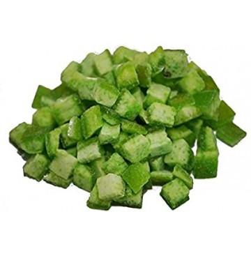 Pomelo Verde deshidratado en Dados 1Kg FORMATO AHORRO