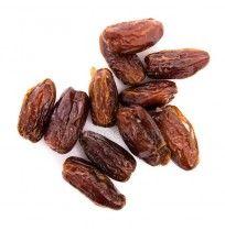Datil Natural con hueso, Deglet Nour, bandeja 300 gramos