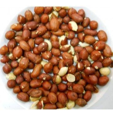 Cacahuete mondado crudo 500 gramos
