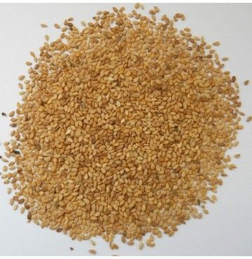 Semillas de sesamo tostadas 250 g (Ajonjolí)