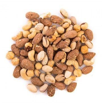 Mezcla Especial - frutos secos seleccionados, bolsa 140 gramos