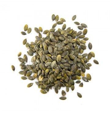 Semillas de calabaza peladas crudas 250 gr