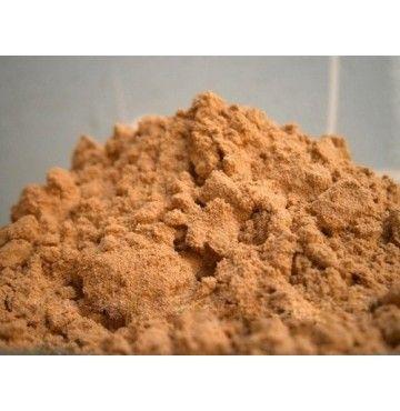 """Galanga de la India en polvo, bote 70 gramos """"envasado al vacío"""""""