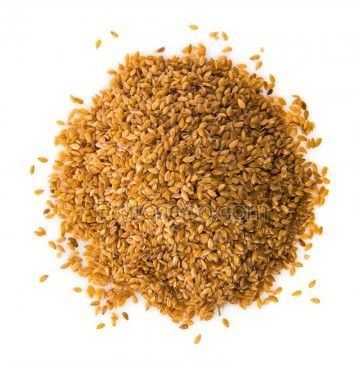 Semillas de lino dorado, bolsa 400 gramos