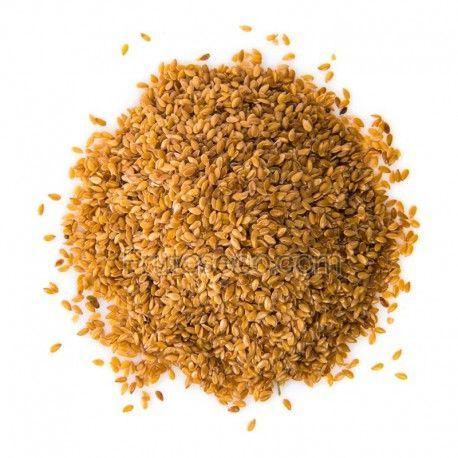 Semillas de Lino dorado 400 gramos