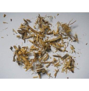 Regaliz raíz triturada, bandeja 100 gramos