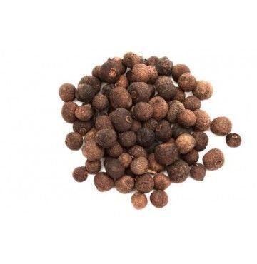 """Pimienta Jamaica grano, bote 50 gramos """"envasado al vacío"""""""