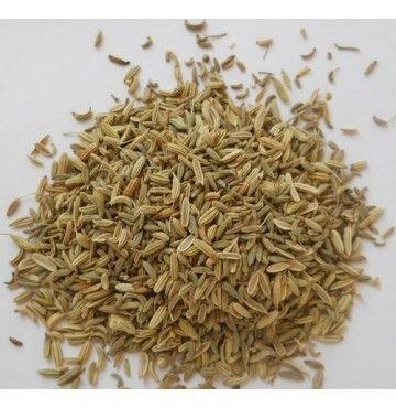 Hinojo Semillas, bandeja 100 gramos