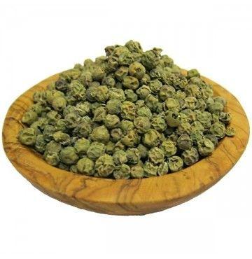 """Pimienta Verde deshidratada, 45 gramos """"envasado al vacío"""""""