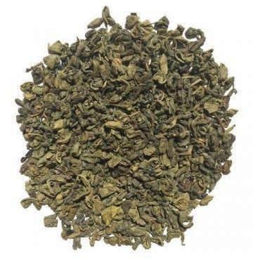 Té Verde Gunpowder, bandeja 100 gramos
