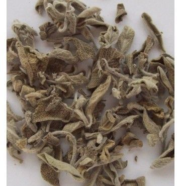Salvia Lavandulaefolia hojas, bandeja 150 gramos