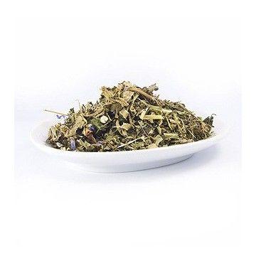 Malva hojas, bandeja 100 gramos