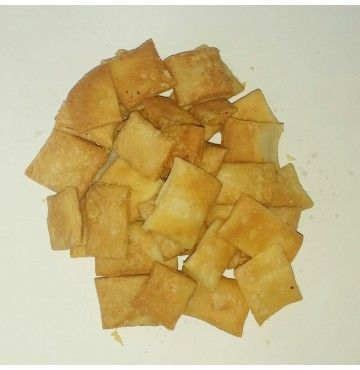 "Tortas de sal ""sin cobertura de sal"" bandeja 250 gramos"