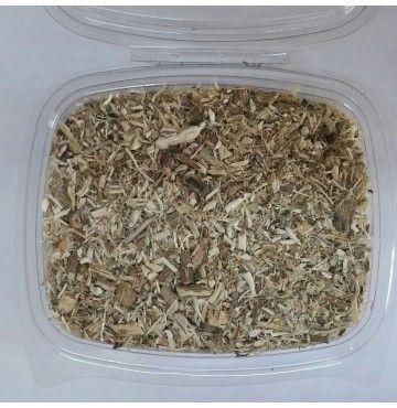 Malvavisco raíz cortada, bandeja 100 gramos
