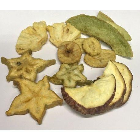 Chips de frutas 200 gramos