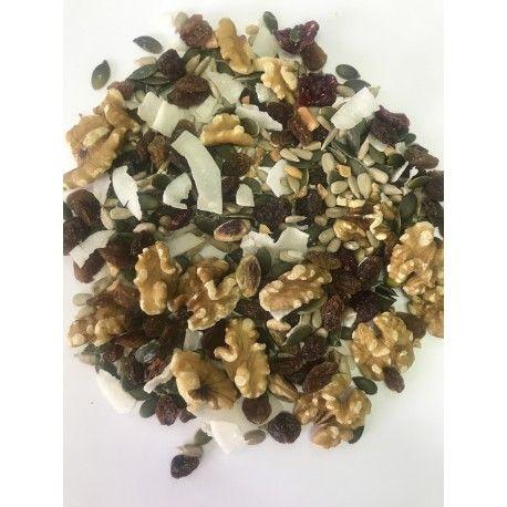 Mezcla ideal (desayunos y ensaladas) 250 gramos al vacio